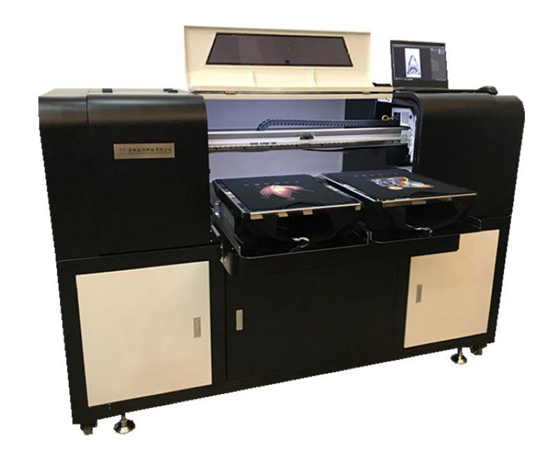 2托盘DTG打印机